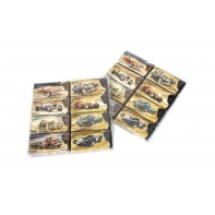 Wheels mini tablets transparent gift pack 216g (16 x 13,5g)