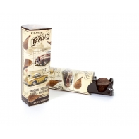 Wheels chocolate chips hazelnuts 125g